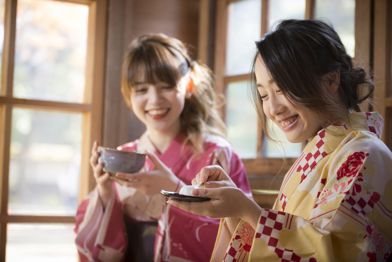 【All year round】Casual Kimono Plan