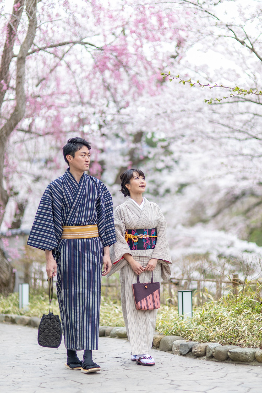 【All year round】Aizumomen Kimono Plan