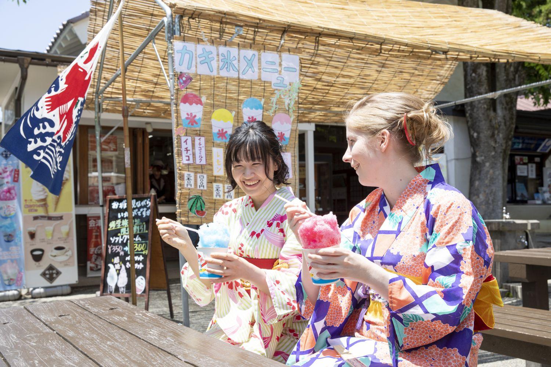 【7月28日(日)塩川の花火大会】高校生限定!浴衣レンタル特別プラン