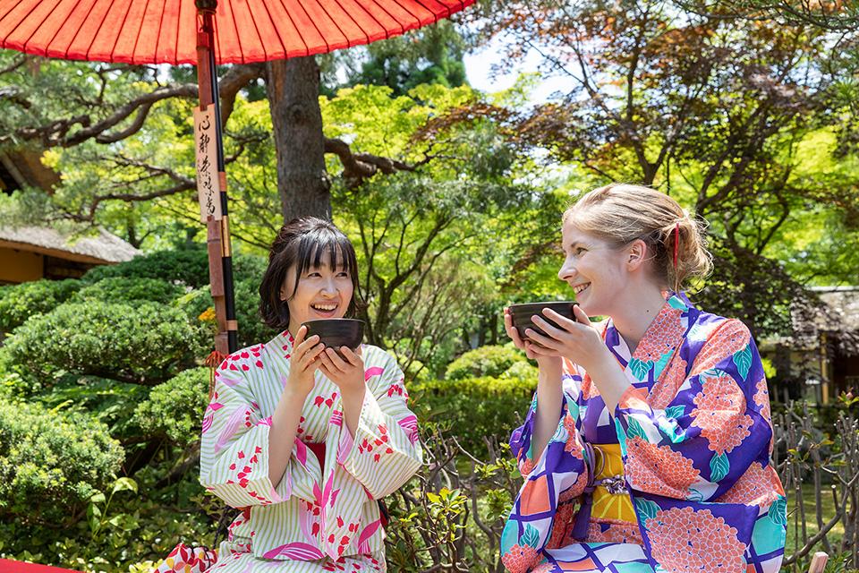 【夏季限定!】浴衣de鶴ヶ城散策ショートプラン